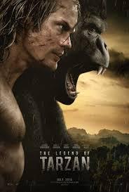 The Legend of Tarzan (aka Tarzan) Movie Poster (#1 of 7 ...