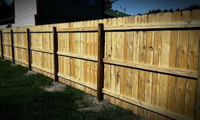 Wood Fence Installation Repair In Michigan Paramount Fence