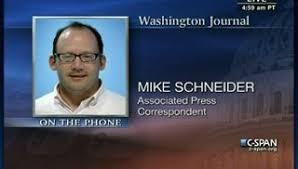 Mike Schneider | C-SPAN.org