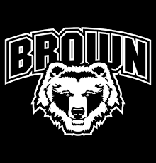 Brown University Bears Decal North 49 Decals