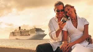 a cruise to the romantic