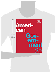 Amazon.in: Buy American Government 2e by OpenStax (paperback version, B&W,  cover may vary) Book Online at Low Prices in India   American Government 2e  by OpenStax (paperback version, B&W, cover may vary)
