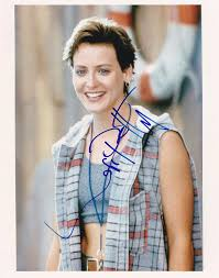LORI PETTY SIGNED 8X10 PHOTO AUTHENTIC AUTOGRAPH A LEAGUE OF THEIR ...