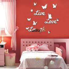 Jcxagr Live Laugh Love Quote Removable Wall Art Stickers Mirror Decal Diy Room Decor D Walmart Com Walmart Com