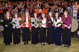 North Davidson 2015 Homecoming Court and Queen Elise Morris