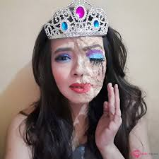 under pressure sfx makeup gimme timmi