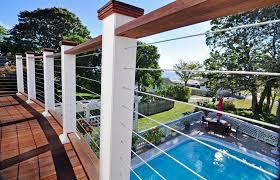 Diy Deck Railing Ideas 2 Inexpensive Unique Home Elements And Style Tension Wire Kits Simple Designs Stair Wood Railings Building Design Plans Crismatec Com