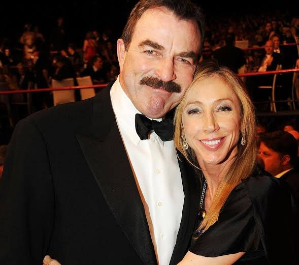 Tom with wife Jillie