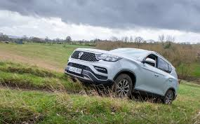 Getting down and dirty with Ssangyong: can its Musso and Rexton 4x4s really  cope off-road?
