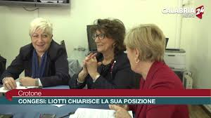 Crotone: Congesi, Liotti chiarisce la sua posizione - Calabria News 24