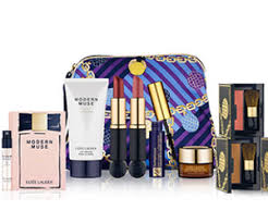 lauder free 8 piece gift with purchase