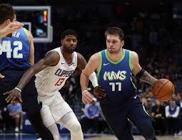 LA Clippers vs Dallas Mavericks