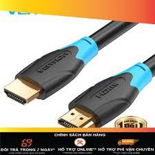 Cáp HDMI tròn chuẩn 1.4 hỗ trợ 2k, 4k dài 15m - Vention AACBN