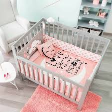 baby cot crib bedding newborn gift 100