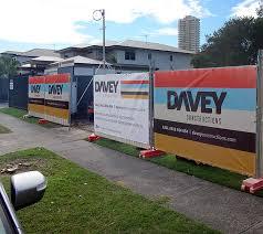 Construction Mesh Gold Coast Signwriter Bremner Visual