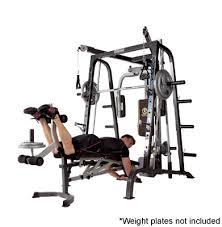 Marcy Diamond Elite Smith Cage Review | Top Fitness Magazine