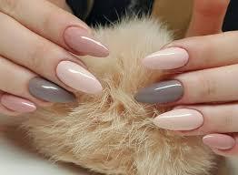 27 stylish short almond shaped nails
