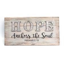 Hope Anchors The Soul Wayfair