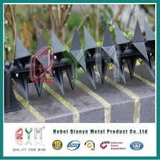China Security Wall Spikes Steel Anti Climb Spikes Metal Fence Spikes China Anti Climb Spikes Wall Spikes