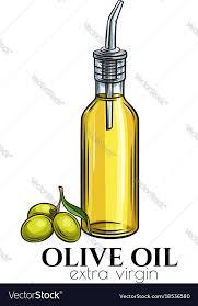 olive oil glass bottle dispenser