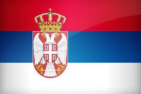 the national serbian flag