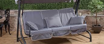 swing seats garden furniture