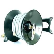 wall mounted water hose reel