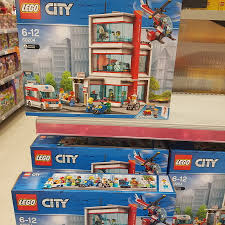 City Town LEGO City Hospital - 60204 - $69 @ Kmart - OzBargain
