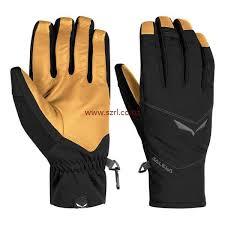 wa puez e bow black gloves