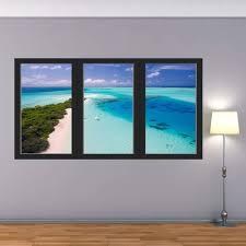 Rosecliff Heights Vacation Resort Window Decal Wayfair