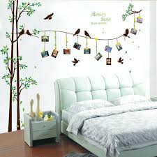 Large Photo Tree Wall Stickers Home Decor Living Room Bedroom 3d Wall Art Decals For Sale Online
