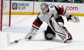 Arizona Coyotes and goalie Adin Hill agree to 1-year, 1-way deal