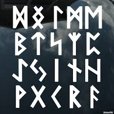 Decal Celtic Runes Pattern Buy Vinyl Decals For Car Or Interior Decal Factory Stickerpro Different Colors And Sizes Is Avalable Free World Wide Delivery