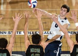 Russell named Volleyball Magazine First Team All-America   Penn State  University