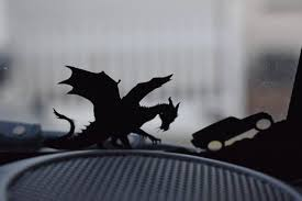 Maleficent Jeep Decals Dragon Silhouette Jeep