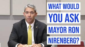 Ask Mayor Nirenberg: We're taking your questions to San Antonio's mayor |  KABB