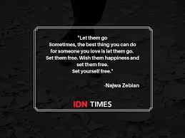 patah hati quotes dari najwa zebian ini bisa menyembuhkannya