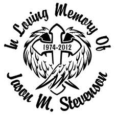 Cross With Angel Wings Custom Memorial Die Cut Vinyl Car Decal Designer Series Decals In Loving Memory Car Window Decals