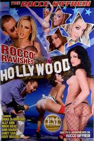 Sex MOVIE Rocco ravishes Hollywood ROCCO SIFFREDI FM VIDEO fmd1082 DVD:  Amazon.co.uk: Distributed By Trading Service Store: DVD & Blu-ray