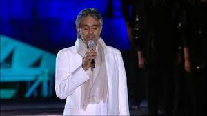 Andrea Bocelli Sogno - YouTube
