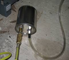 diy smoke test for vacuum leaks