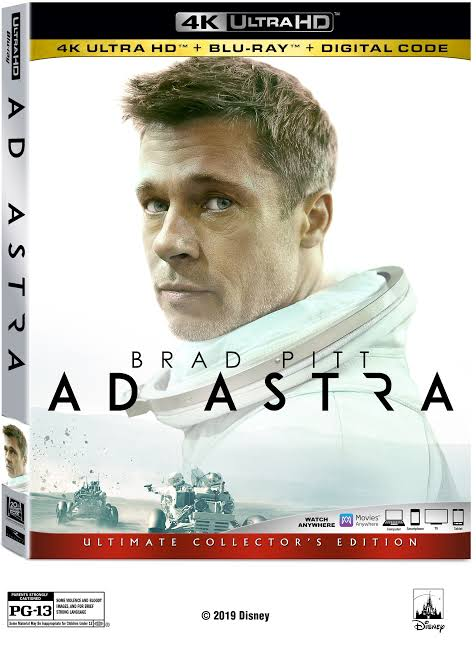 """ผลการค้นหารูปภาพสำหรับ Ad Astra (2019) bluray"""""""
