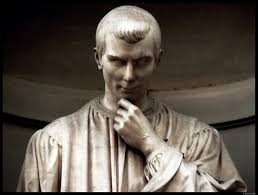 "Quote by Machiavelli: ""Necessity is what impels men to take action ..."