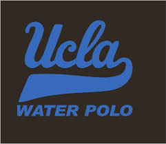 Ucla Water Polo Sticker