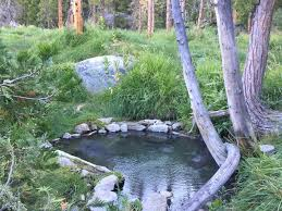 Iva Bell Hot Springs via Fish Creek Trail | Outdoor Project