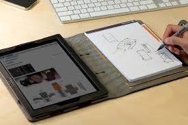 booqbag booqpad ipad 2 leather case