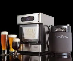 pico craft beer brewing home appliance
