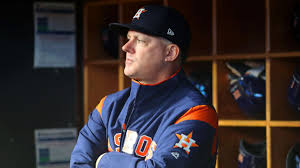 Houston Astros' AJ Hinch sides with ...