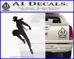 Ninja Decal Sticker J A1 Decals