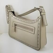 bag patent leather with adj belt strap